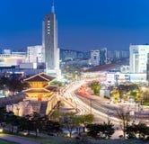 Πύλη Σεούλ Dongdaemun Στοκ φωτογραφίες με δικαίωμα ελεύθερης χρήσης