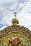 πύλη τεμαχίων καθεδρικών ν&al Στοκ Φωτογραφία