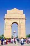 Πύλη της Ινδίας στοκ φωτογραφίες