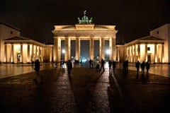 Πύλη του Βραδεμβούργου, Βερολίνο, Γερμανία. στοκ φωτογραφία με δικαίωμα ελεύθερης χρήσης