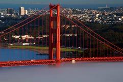 πύλη χρυσό SAN Francisco εικονικής πα Στοκ Εικόνες