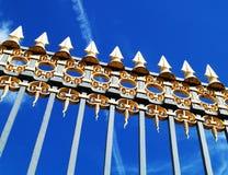 πύλη Στοκ εικόνες με δικαίωμα ελεύθερης χρήσης