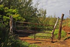 πύλη Στοκ Εικόνα