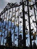 πύλη Στοκ εικόνα με δικαίωμα ελεύθερης χρήσης