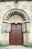 Πύλη Compostela στοκ εικόνες με δικαίωμα ελεύθερης χρήσης