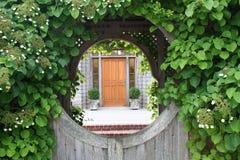 Πύλη Graden Στοκ Εικόνες