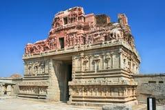 Πύλη Krishna του ναού, Hampi στοκ εικόνες