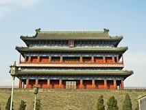 Πύλη Qianmen στοκ φωτογραφίες με δικαίωμα ελεύθερης χρήσης