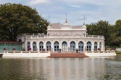 Πύλη tevaraj-Kanlai στο παλάτι πόνου κτυπήματος στοκ εικόνες