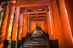 Πύλη Torii στοκ εικόνες με δικαίωμα ελεύθερης χρήσης