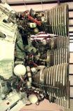 πύραυλος μηχανών Στοκ φωτογραφία με δικαίωμα ελεύθερης χρήσης