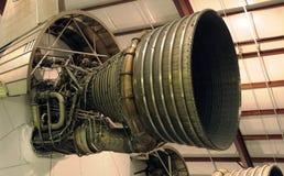 πύραυλος μηχανών Στοκ Εικόνα