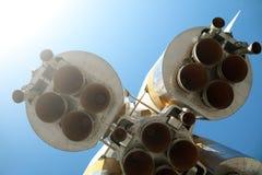 πύραυλος μηχανών Στοκ φωτογραφίες με δικαίωμα ελεύθερης χρήσης