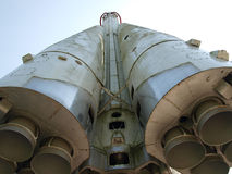πύραυλος Στοκ φωτογραφίες με δικαίωμα ελεύθερης χρήσης