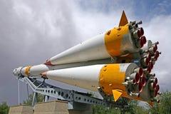 πύραυλος souz Στοκ φωτογραφία με δικαίωμα ελεύθερης χρήσης