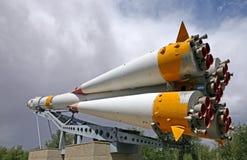 πύραυλος souz Στοκ εικόνα με δικαίωμα ελεύθερης χρήσης