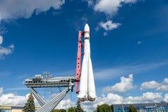 πύραυλος vostok Στοκ εικόνες με δικαίωμα ελεύθερης χρήσης