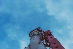 Πύραυλος Vostok Στοκ Εικόνα