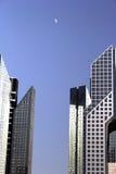 πύργοι γραφείων του Ντου Στοκ εικόνα με δικαίωμα ελεύθερης χρήσης