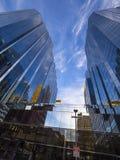 Πύργοι γραφείων Τράπεζας της Αμερικής στη Πόλη της Οκλαχόμα - ΠΌΛΗ ΤΗΣ ΟΚΛΑΧΌΜΑ - ΟΚΛΑΧΟΜΑ - 18 Οκτωβρίου 2017 Στοκ φωτογραφία με δικαίωμα ελεύθερης χρήσης