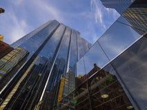 Πύργοι γραφείων Τράπεζας της Αμερικής στη Πόλη της Οκλαχόμα - ΠΌΛΗ ΤΗΣ ΟΚΛΑΧΌΜΑ - ΟΚΛΑΧΟΜΑ - 18 Οκτωβρίου 2017 Στοκ φωτογραφίες με δικαίωμα ελεύθερης χρήσης