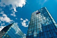 πύργοι γραφείων Στοκ Φωτογραφία