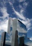 πύργοι γραφείων Στοκ Εικόνα