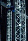 πύργοι δύο ιστορίας Στοκ εικόνα με δικαίωμα ελεύθερης χρήσης