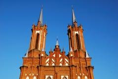 πύργοι δύο Στοκ Φωτογραφία