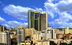 Πύργοι σε Dar στοκ εικόνες