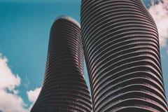 Πύργοι του Μονρόε Στοκ Φωτογραφία
