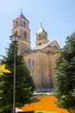 Πύργοι του νοσοκομείου de Σαντιάγο, Ubeda, Jae'n, Ισπανία στοκ φωτογραφία με δικαίωμα ελεύθερης χρήσης