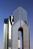 πύργοι του Ντουμπάι Στοκ εικόνες με δικαίωμα ελεύθερης χρήσης