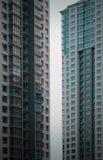 Πύργοι του 21$ου στοκ φωτογραφίες