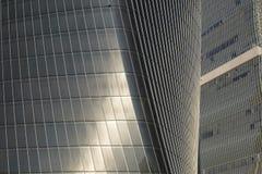 Πύργοι Hadid και Isozaki σε Citylife, Μιλάνο στοκ εικόνες