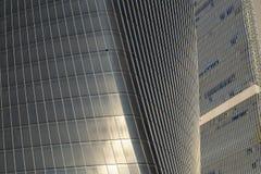 Πύργοι Hadid και Isozaki σε Citylife, Μιλάνο στοκ φωτογραφία με δικαίωμα ελεύθερης χρήσης