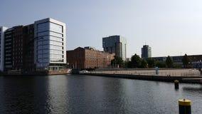 Πύργοι Harburg Στοκ εικόνες με δικαίωμα ελεύθερης χρήσης
