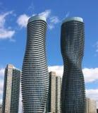 Πύργοι Marylin στοκ εικόνες με δικαίωμα ελεύθερης χρήσης