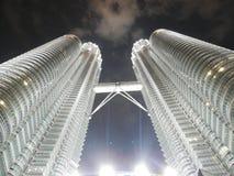 Πύργοι Petronas Στοκ Εικόνα