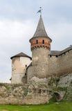 πύργοι podilskyi κάστρων kamianets Στοκ Φωτογραφίες