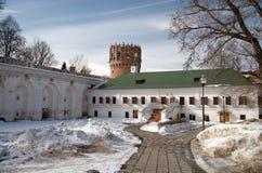 πύργοι XVII streletskaya setunskaya karaulnya Στοκ Εικόνες
