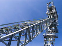 πύργος άξονων Στοκ Φωτογραφίες