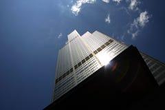 πύργος αγκραφών Στοκ Φωτογραφία
