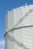 πύργος αερίου στοκ φωτογραφία με δικαίωμα ελεύθερης χρήσης