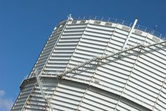 πύργος αερίου Στοκ Φωτογραφίες