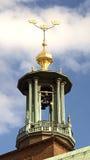 Πύργος αιθουσών πόλεων στη Στοκχόλμη Στοκ Εικόνα