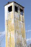 Πύργος αμερικανικής Calvary επιφυλακής Στοκ Εικόνες