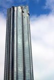 Πύργος Αμπού Ντάμπι του World Trade Center Στοκ εικόνα με δικαίωμα ελεύθερης χρήσης