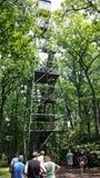 Πύργος δασικής πυρκαγιάς μαγείρων Στοκ φωτογραφία με δικαίωμα ελεύθερης χρήσης