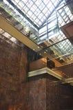 Πύργος ατού μέσα στις λεπτομέρειες από τη Πέμπτη Λεωφόρος στο Μανχάταν από πόλη της Νέας Υόρκης στις Ηνωμένες Πολιτείες Στοκ φωτογραφία με δικαίωμα ελεύθερης χρήσης